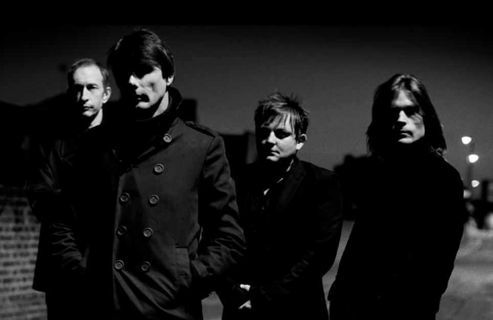 Suede with special guests The Frank and Walters