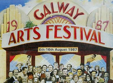 40 Years of GIAF Posters