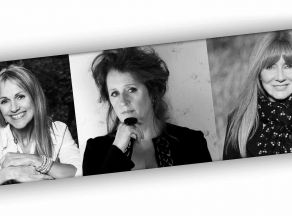 Sharon Shannon, Mary Coughlan and Frances Black