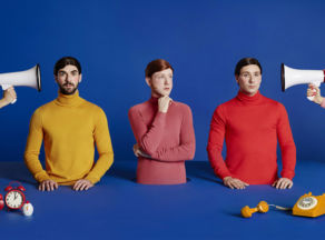 Two Door Cinema Club | with special guests All Tvvins