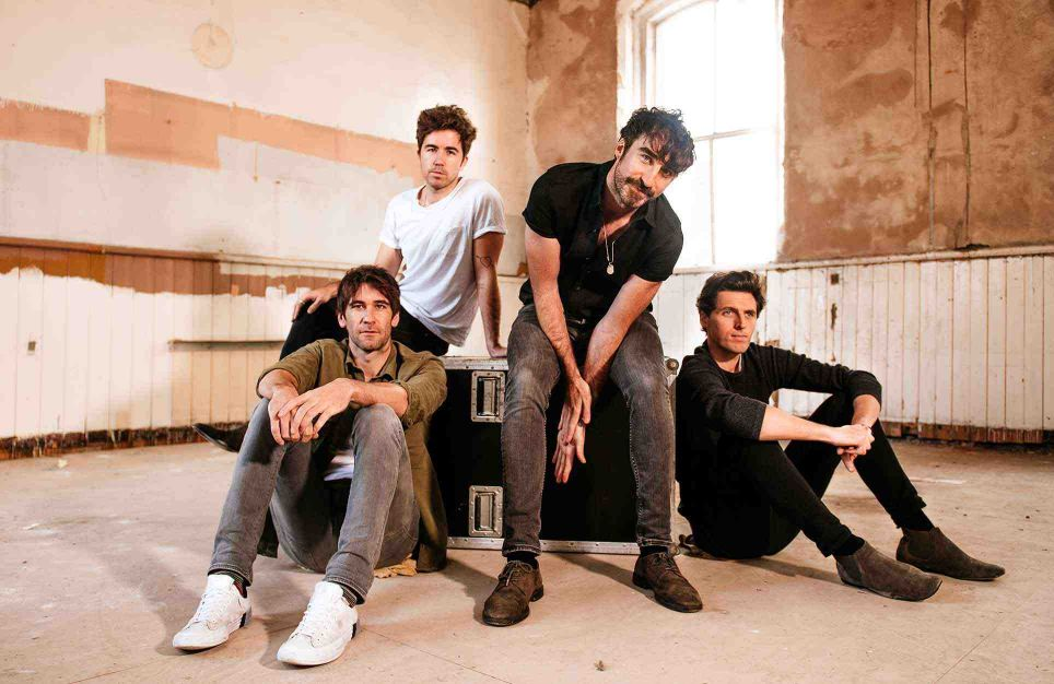 The Coronas | with special guests Le Boom, Ryan McMullan, True Tides and The Clockworks