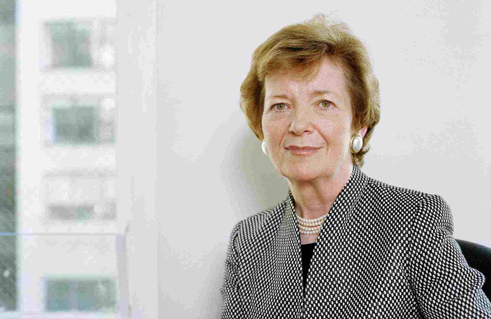 What Can We Do About Climate Change? | Mary Robinson