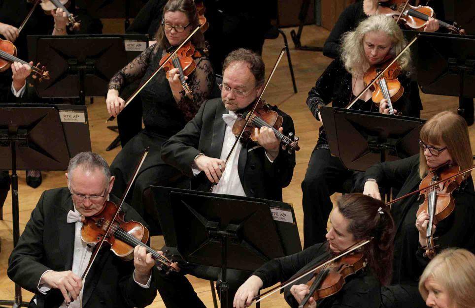 National Symphony Orchestra of Ireland:  Tribute to John Williams