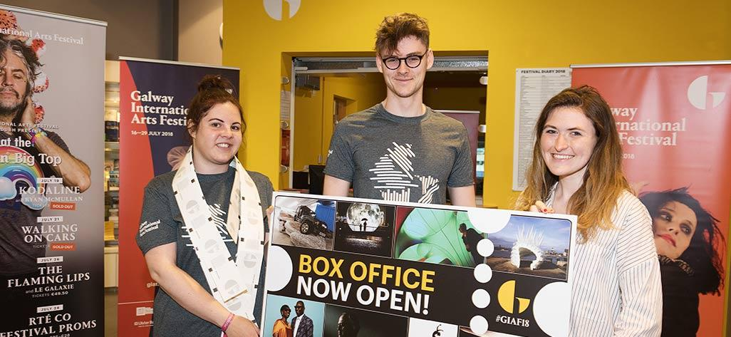 Festival Box Office