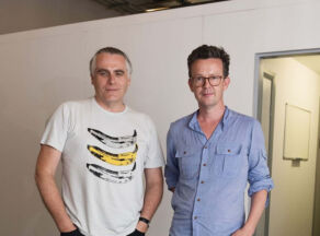 Changing Room: A Conversation with Enda Walsh and Paul Fahy