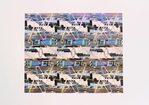 <p>Screen print</p> <p>35 x 55 cm</p>  <p>Nominated by Cork Printmakers</p>