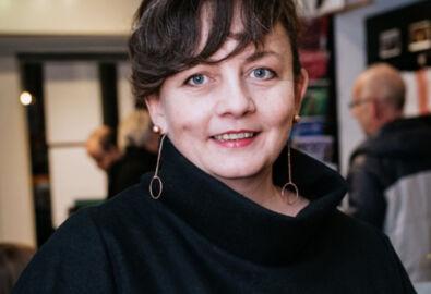Artistic Director of the Abbey Theatre Caitríona McLaughlin   Vinyl Hours August 2021