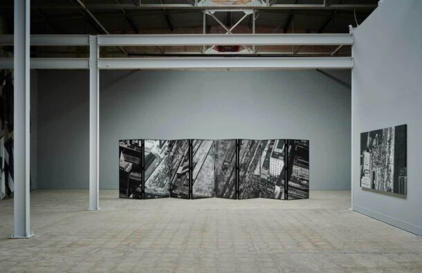 <p>Installation view of Precarious Freedom at the Festival Gallery; 1-18 September 2021<br />Photo by Ros Kavanagh</p>