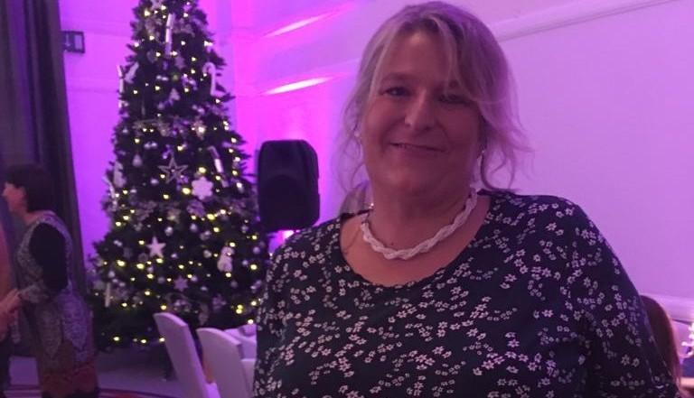 GIAF Volunteer Louise Borre wins Volunteer Ireland Award