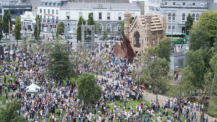 Record-breaking Attendance and Box Office for 40th Galway International Arts Festival