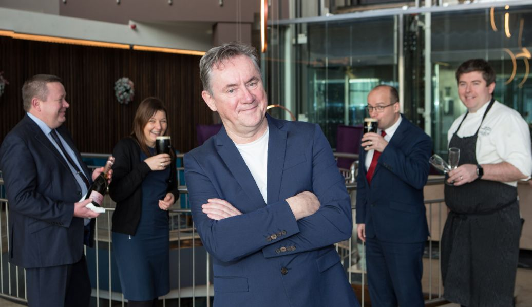 Galway hospitality industry to honour GIAF CEO John Crumlish