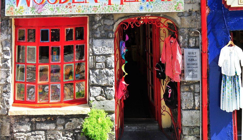 Handmade crafts in Galway