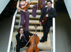 ConTempo String Quartet - Summer Series