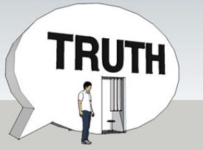 In Search of the Truth (The Truth Booth)