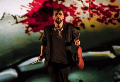 The Second Violinist Wows GIAF Audiences