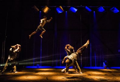 Physical Theatre Continues To Energise Audiences Across The World
