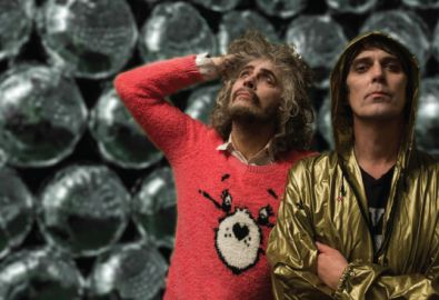 The Flaming Lips play their only Irish gig of 2018 for GIAF