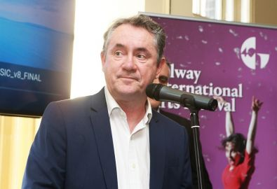 Galway International Arts Festival CEO John Crumlish Joins Galway 2020 Board