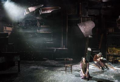 Woyzeck in Winter Wows London Critics During Barbican Run