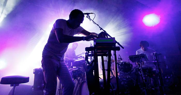 Caribou To Play Galway International Arts Festival in 2018