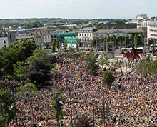 Galway International Arts Festival: The flagship event for Tourism in Ireland