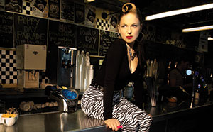 Imelda May - Review - The Greaser and the Doll