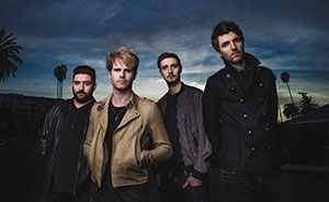 Kodaline with special guests The Academic