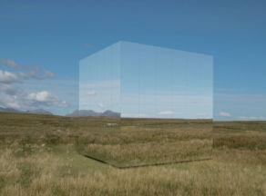Mirror Pavilion | John Gerrard