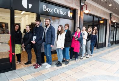 Galway International Arts Festival opens Box Office in The Cornstore, Middle Street