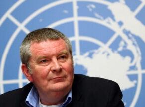 The Irishman at the WHO
