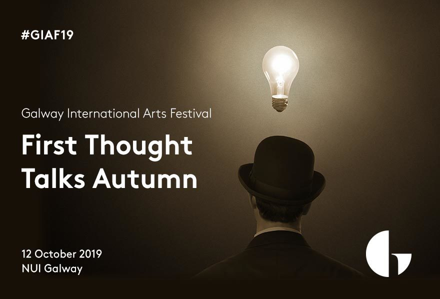 GIAF Announces First Thought Talks Autumn 2019