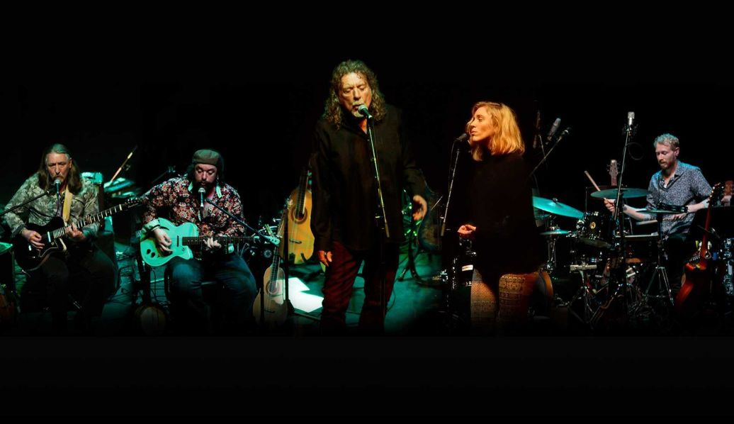 Saving Grace, Robert Plant's new acoustic band, to play GIAF19. Tickets on sale 9am Friday 3 May