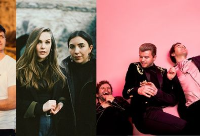 Wild Youth, Daithí and Saint Sister added to 2019 Heineken Big Top Line-Up at GIAF