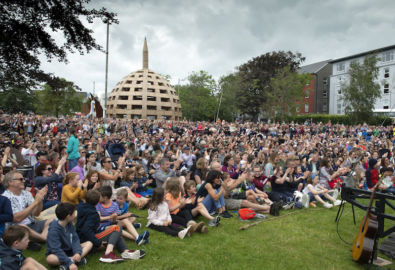 Record numbers attend 42nd Galway International Arts Festival