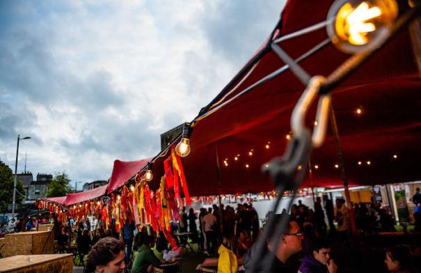 Welcome to the GIAF19 Festival Garden