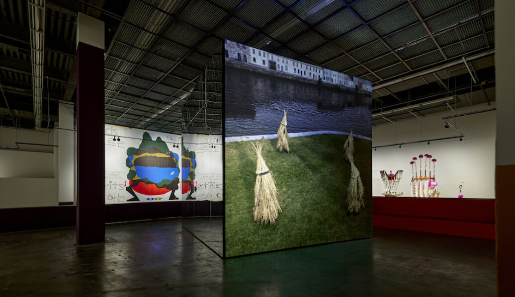 Mirror Pavilion, Corn Work by John Gerrard to feature in Gwangju Biennale