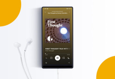 Podcast Episode Guide: How to Start Listening to First Thought