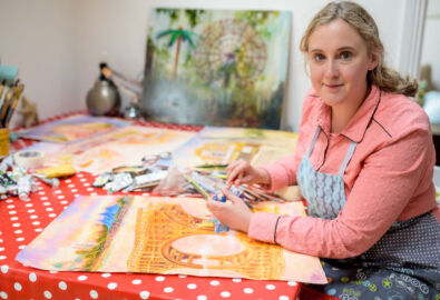 Galway International Arts Festival Commissions Commemorative Artwork by Galway Artist, Jennifer Cunningham