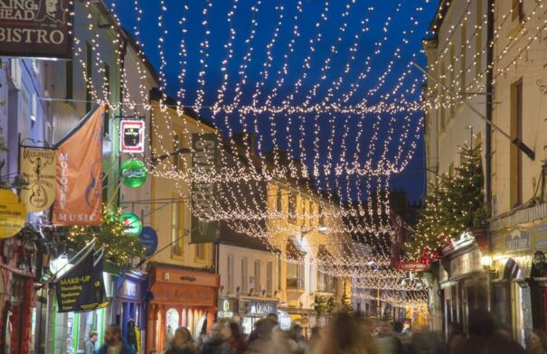 Shop Galway with GIAF's Business Friends