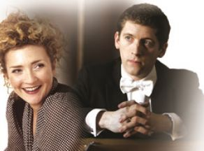 Elizabeth Cooney and Finghin Collins